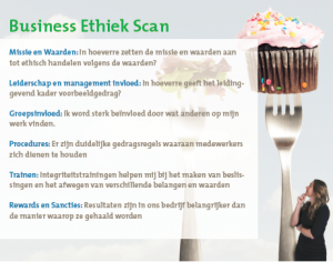 Business ethiek scan